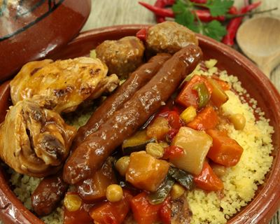 photo couscous